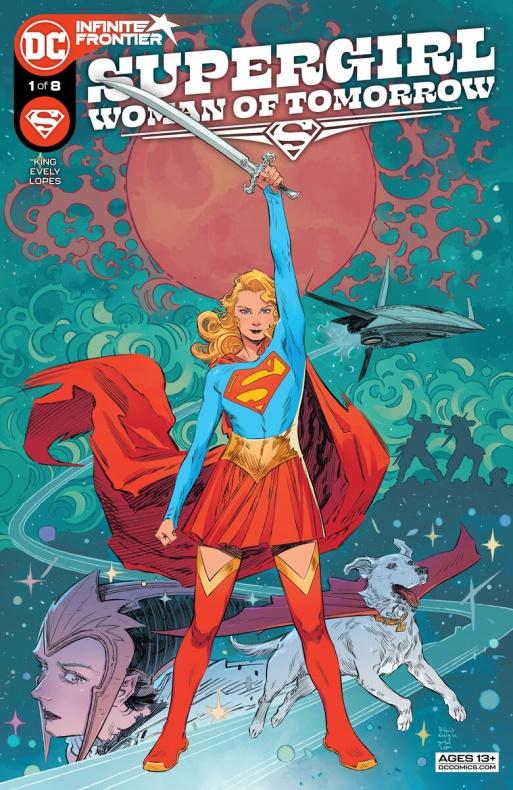DC Comics  - Supergirl