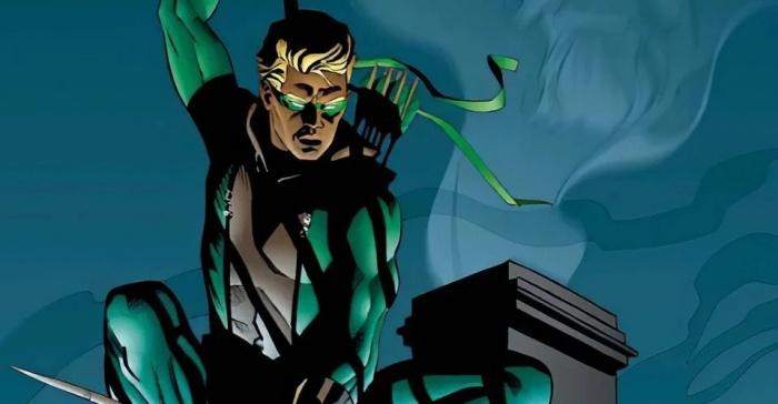DC Comics - Connor Hawke