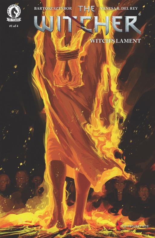 Dark Horse Comics - The Witcher
