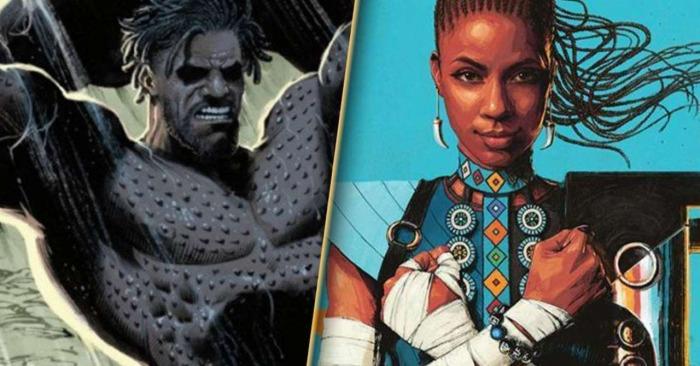 Black Panther - Michael B. Jordan