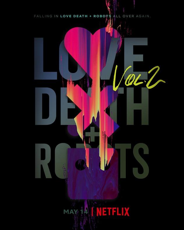 Love, Death & Robots - Netflix