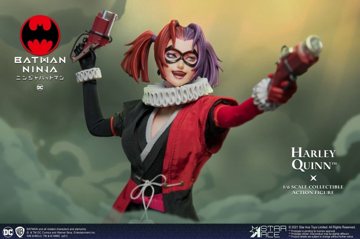 Harley Quinn Batman Ninja