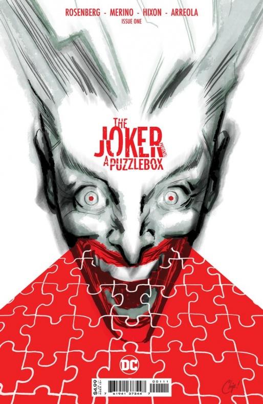 The Joker A Puzzlebox Cover Art