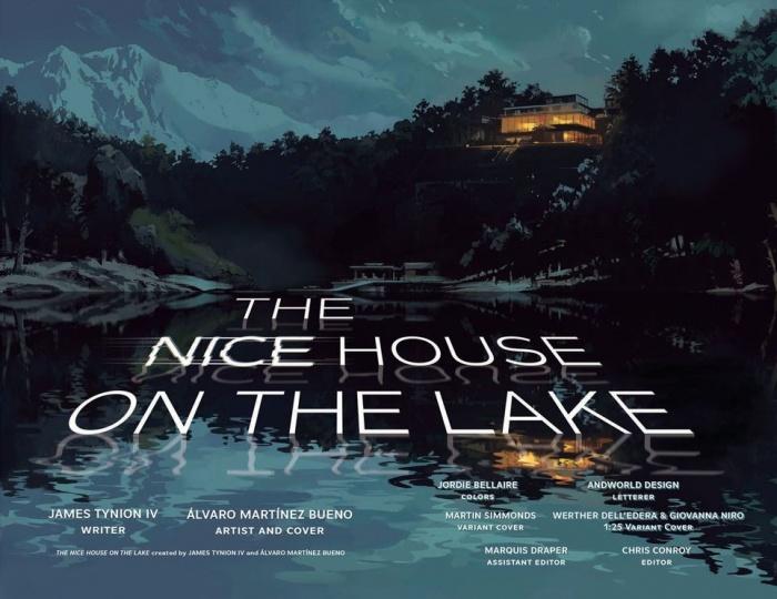 he Nice House on the Lake
