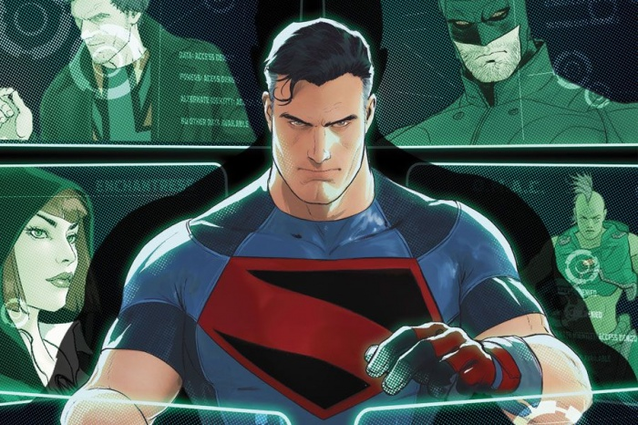 Mikel Janín - Superman and the Authority