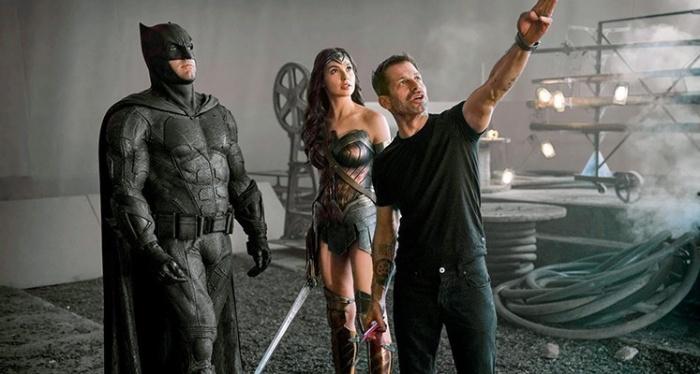 Zack Snyder - Liga de la Justicia