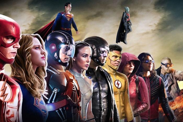 10 mejores series - DC Comics - IMDB