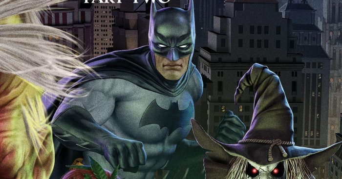 batman long halloween part two release date art