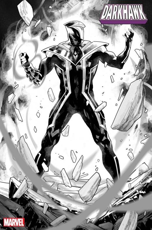 Darkhawk Marvel