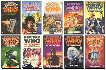 Dolmen Editorial Doctor Who