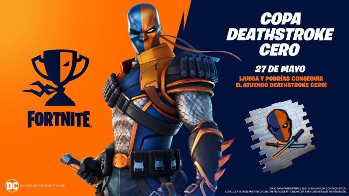 Deathstroke - Fortnite
