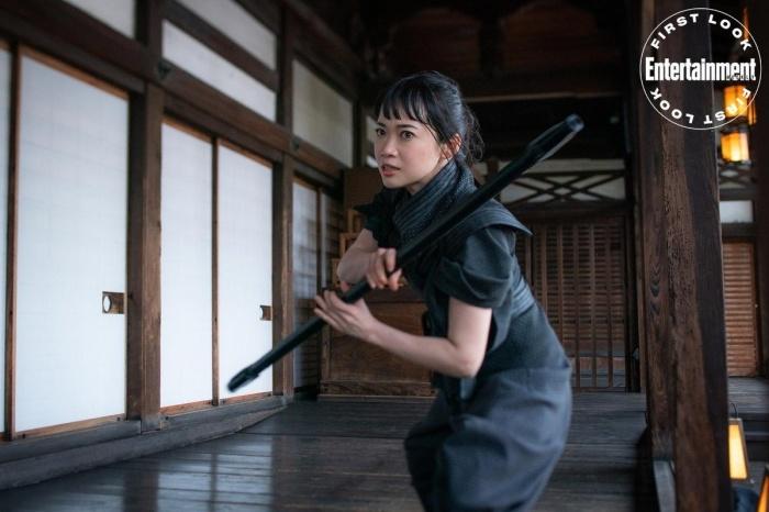 haruka abe as akiko in snake eyes movie 1268201