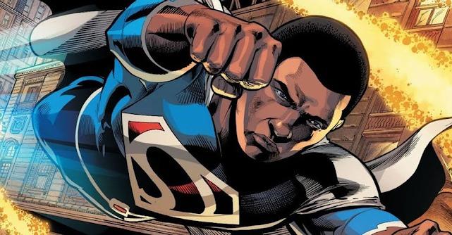 Superman Val-Zod - Michael B. Jordan