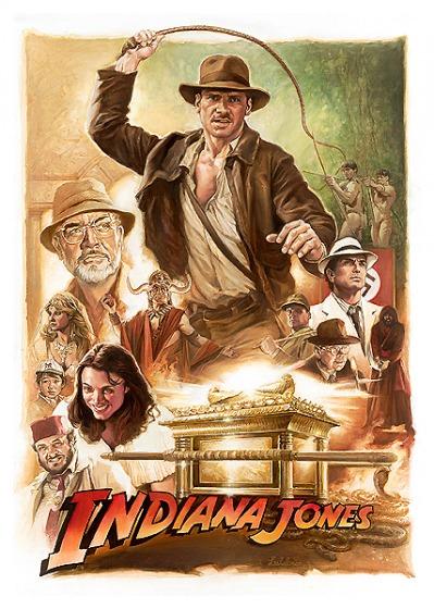 Mads Mikkelsen - Indiana Jones