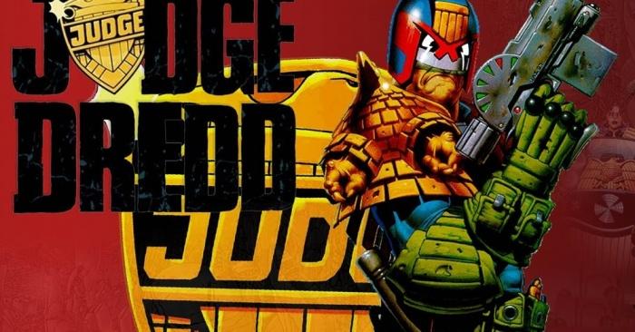 Juez Dredd - 2000 AD - FCBD