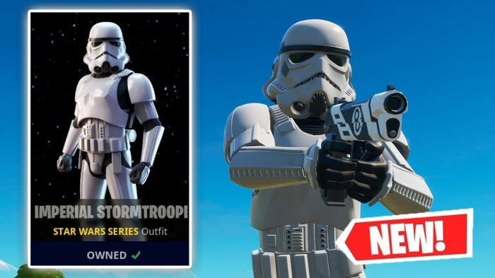 Fortnite - Star Wars - May The 4th Be With You - Epic Games - Disney