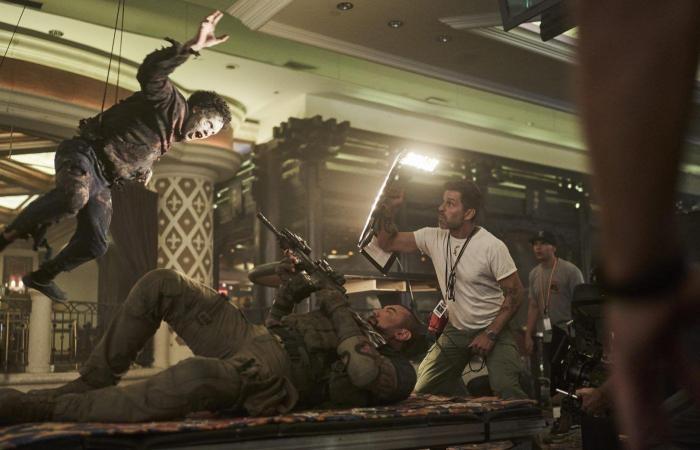 Ejército de los muertos - Zack Snyder