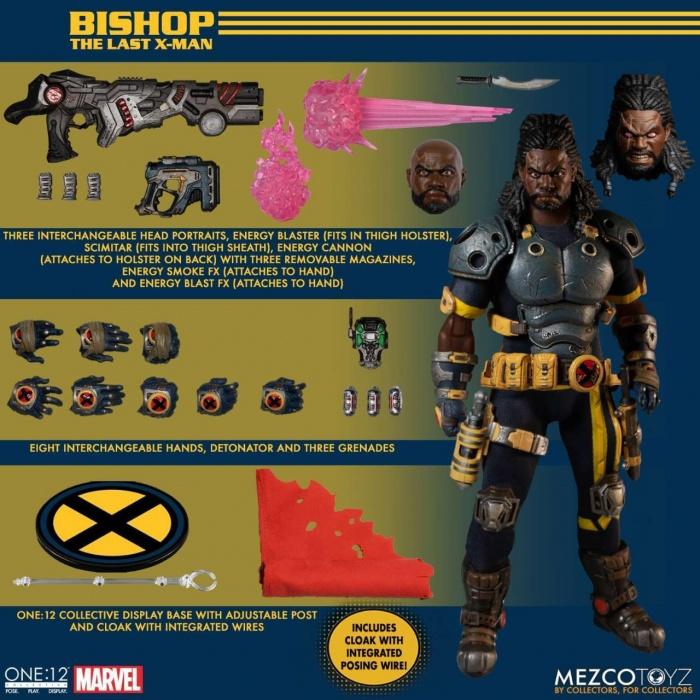 Mezco Toyz - Bishop