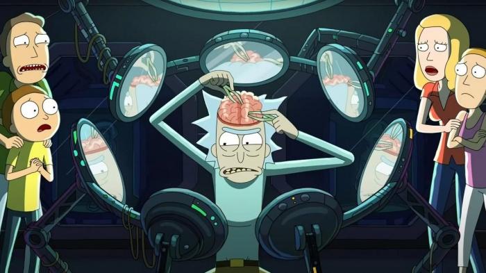 Rick y Morty - Adult Swim