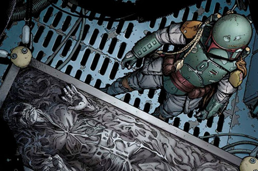 Boba Fett - Marvel - War of the Bounty Hunters