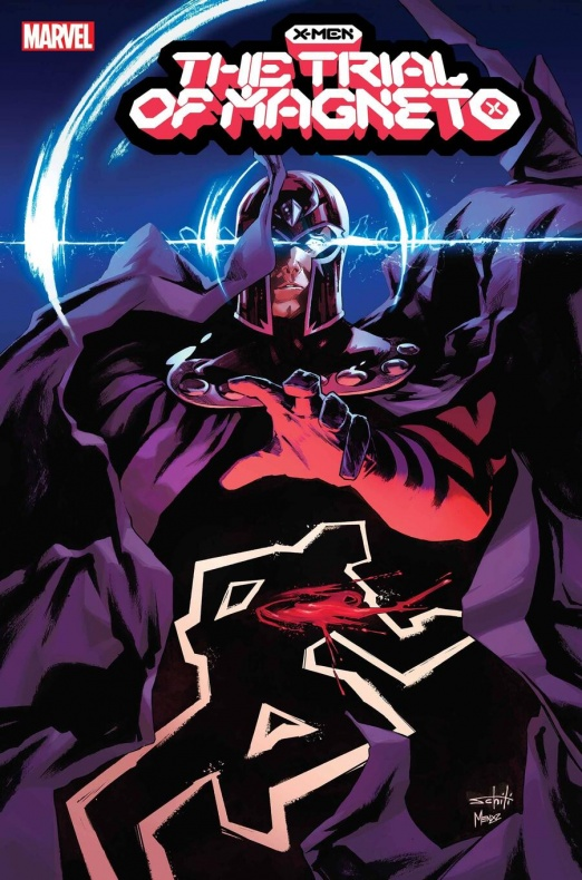 The Trial of Magneto