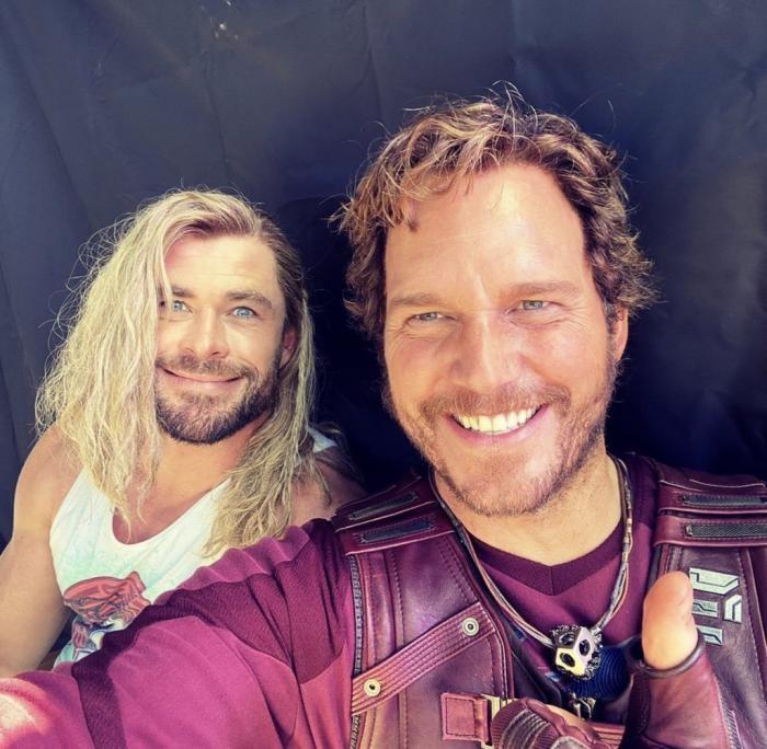 Thor 4: Un vistazo al nuevo arte promocional de la película