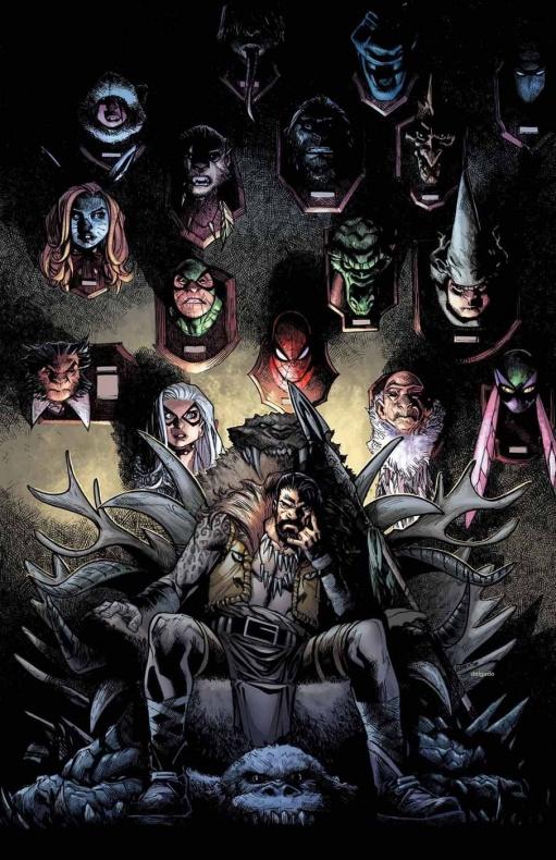 Sony - Kraven - Spider-Man
