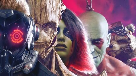 Guardianes de la Galaxia - Square Enix