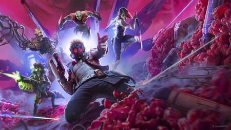 Star-Lord - Guardianes de la Galaxia - Square Enix