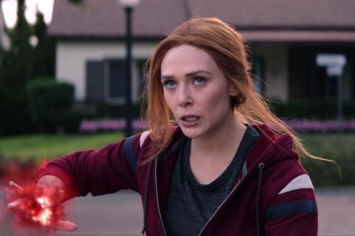 Elizabeth Olsen - Doctor Strange 2