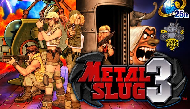 Tunshi Studio - Metal Slug