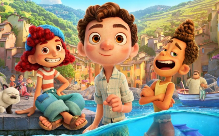 Luca - Pixar