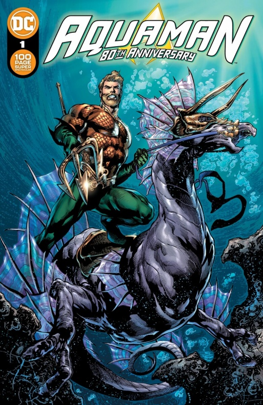 Aquaman 80anos