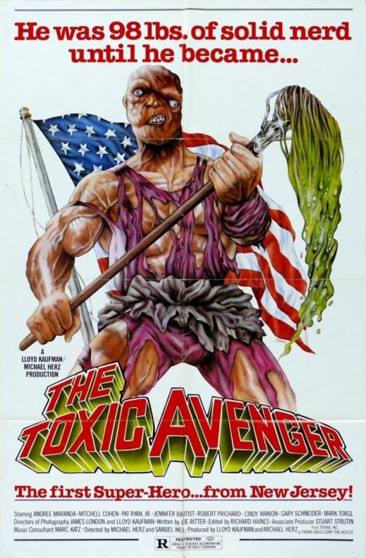 El Vengador Tóxico - Elijah Wood