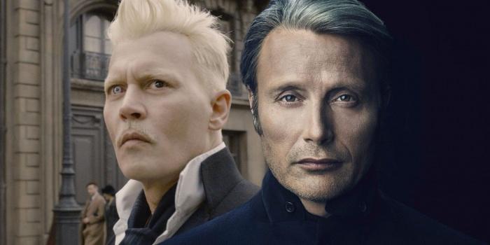 Las dos caras de Grindelwald en la saga de Animales Fantásticos