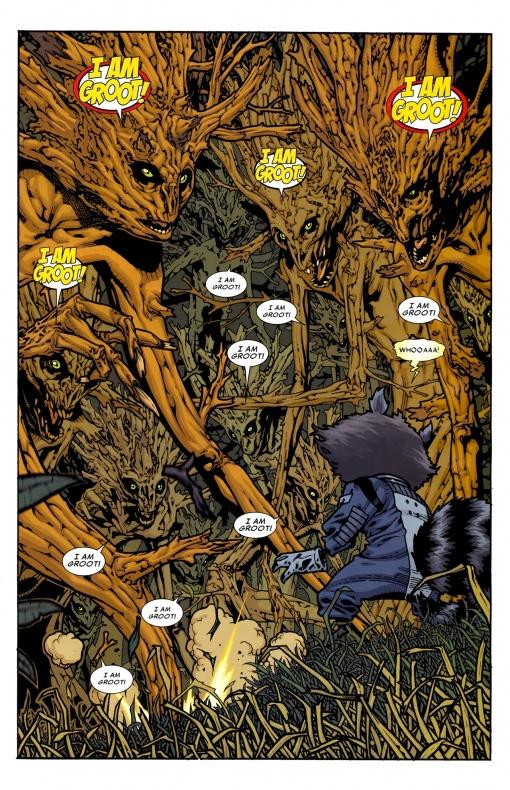 Flora colossus from Annihilators Vol 1 1