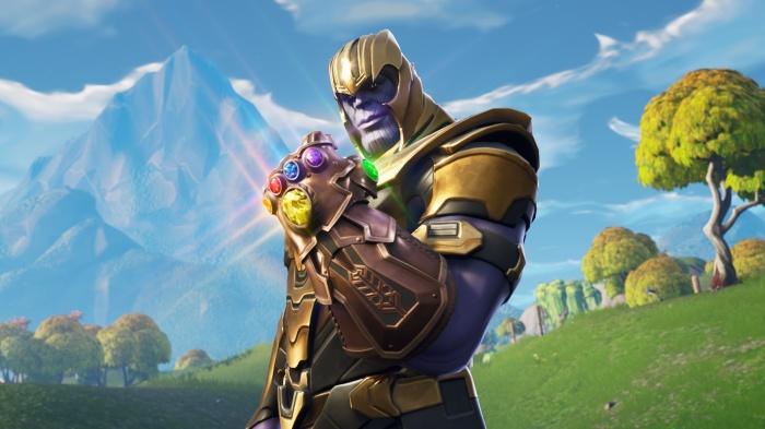 Fortnite nos permite conseguir la apariencia de Thanos de forma gratuita con este evento