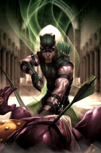 DC Comics - Green Arrow