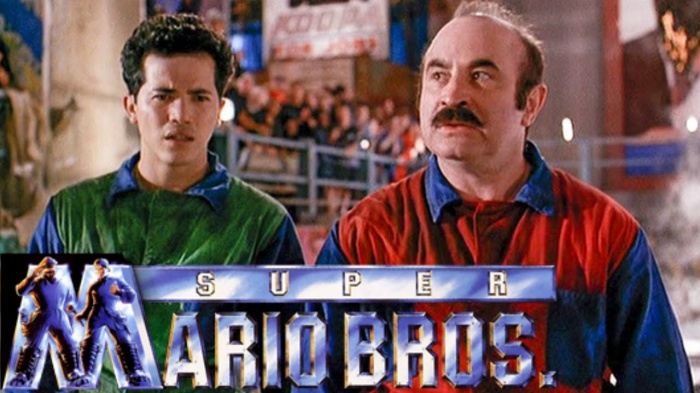 Super Mario Bros - Película - extendida