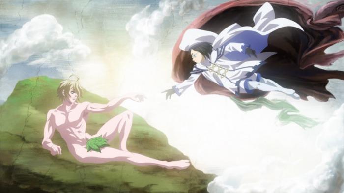 La temporada 1 del anime de Netflix Record of Ragnarok