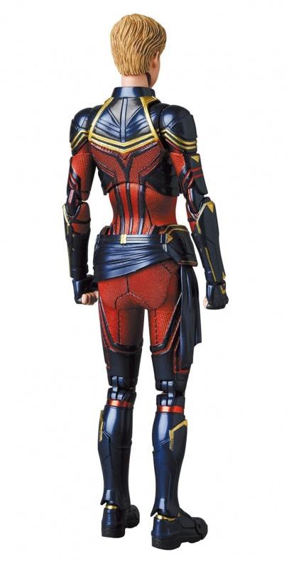 Capitana Marvel MAFEX