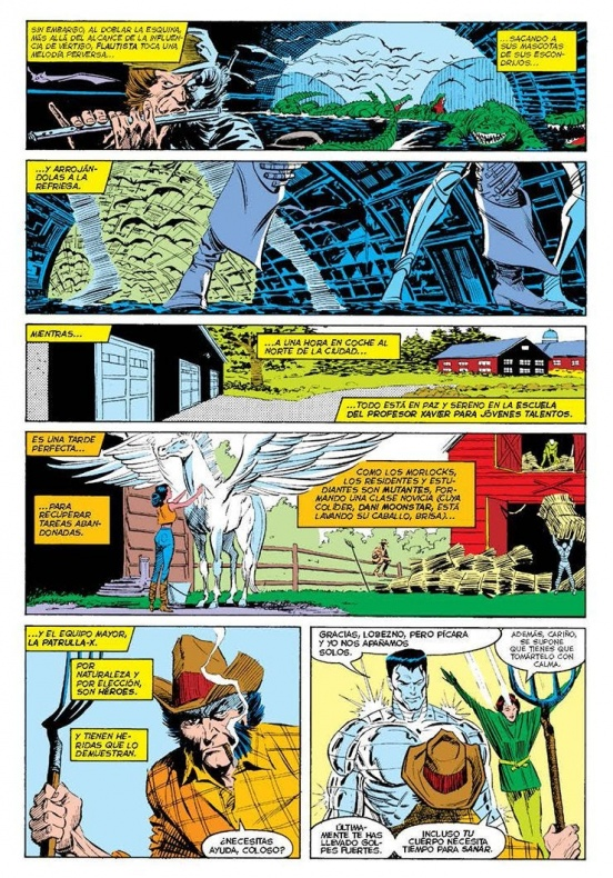 Masacre mutante 2