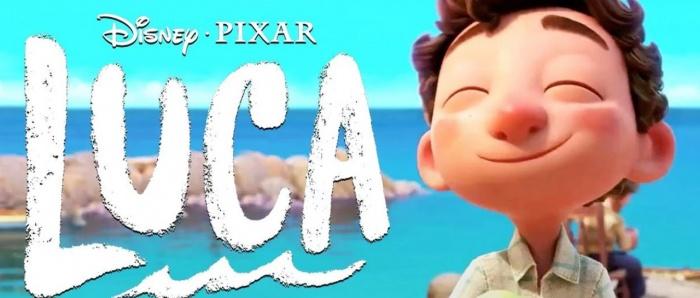 Disney - Luca - Pixar