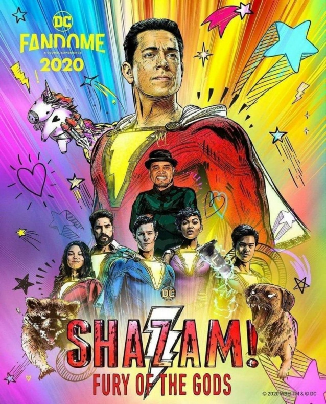 Zachary Levi - Shazam
