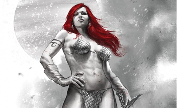 Red Sonja 2022