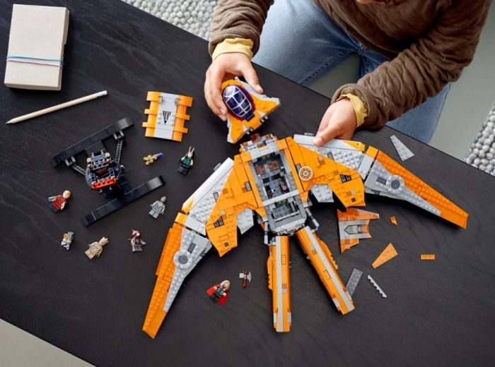 LEGO - Guardianes de la Galaxia