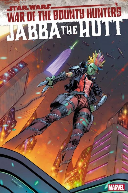 Star Wars Bounty Hunter War Deva Lompop Cover 1