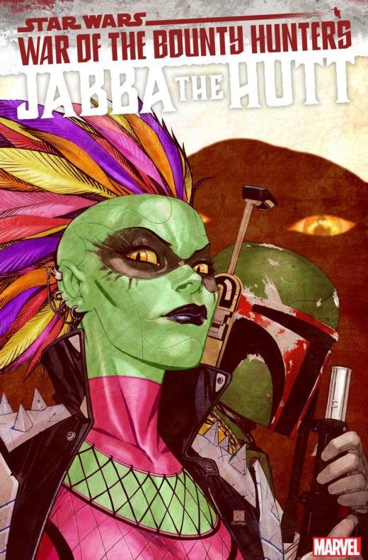 Star Wars Bounty Hunter War Deva Lompop Cover 2