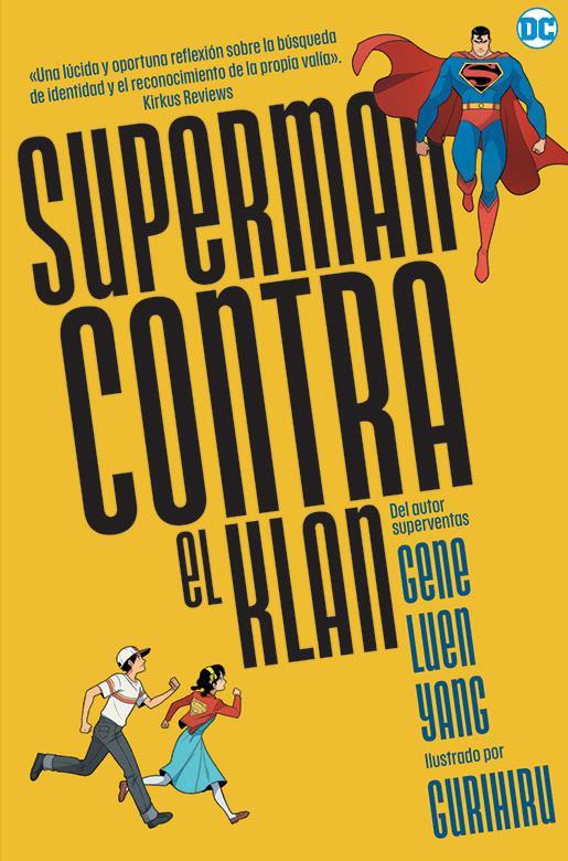 Superman contra el Klan 1