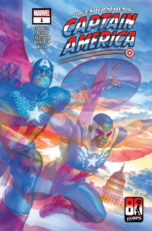 The United State of Captain America 1